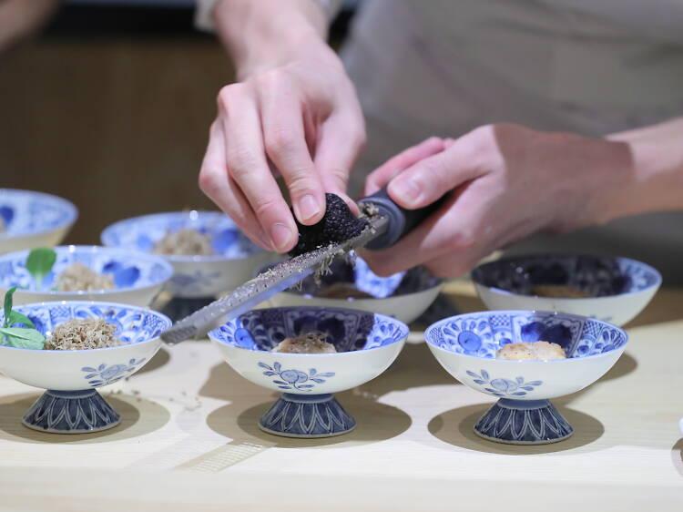 Sushi Zo:古蹟中食「廚師發辦」