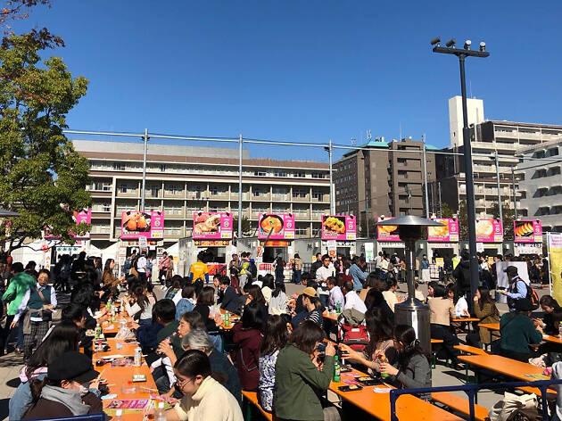 Gyoza Fes Tokyo