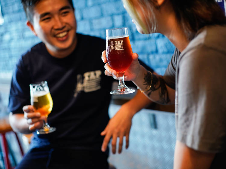 The best craft beer bars in Hong Kong