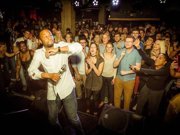 Hip Hop Karaoke at Tate Modern