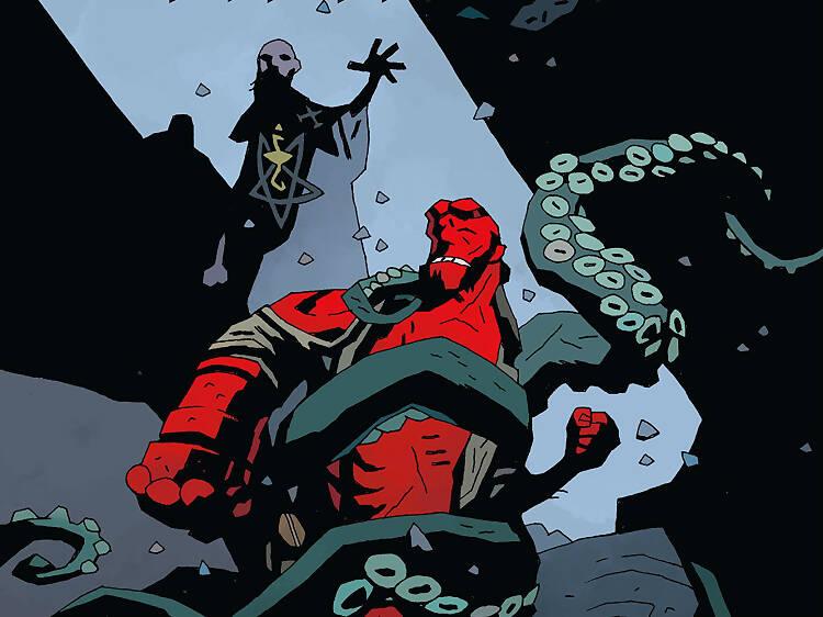 Hellboy: La bruja troll y otras historias