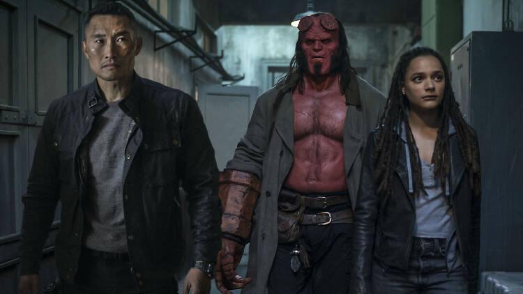 Hellboy vuelve a la pantalla grande