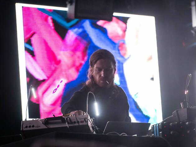 Aphex Twin por primer vez en México