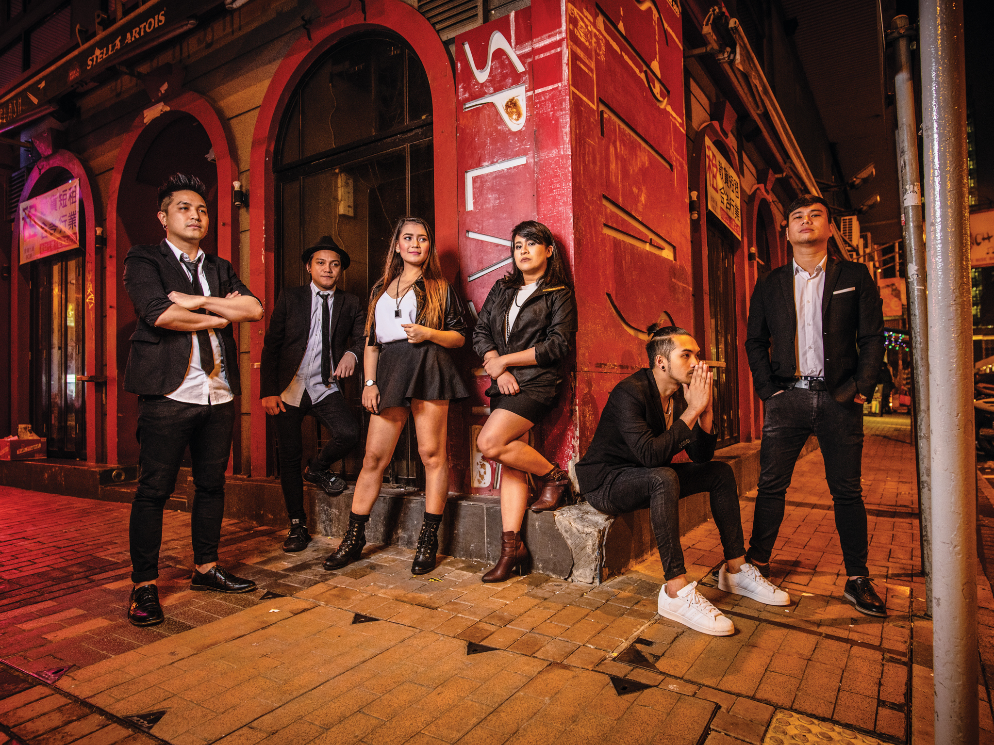 Meet 4 Wan Chai house bands taking the city's music scene by storm