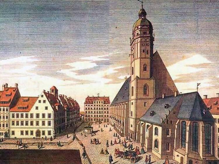 'Missa en si menor', de Bach