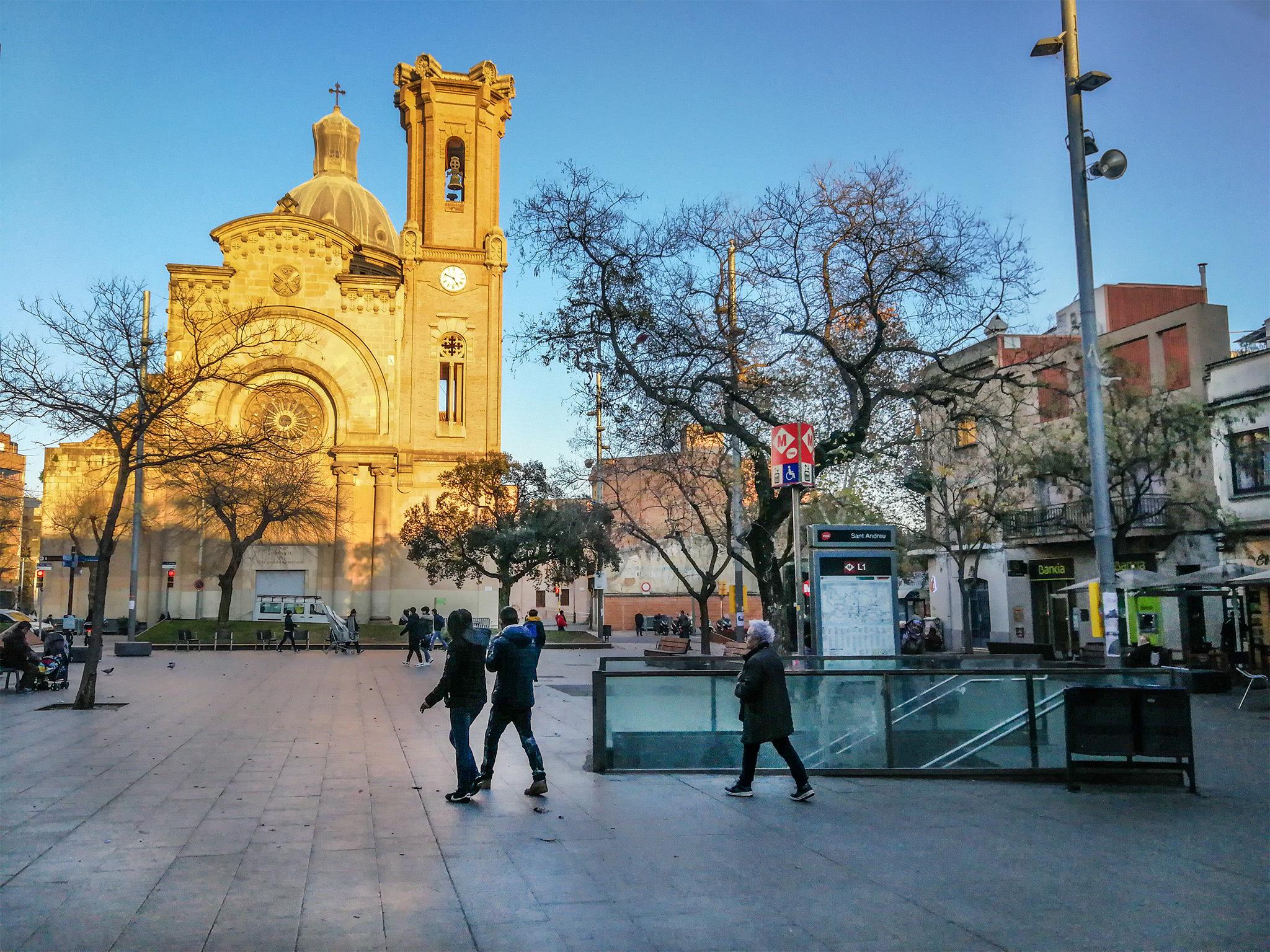 Secretos de Sant Andreu