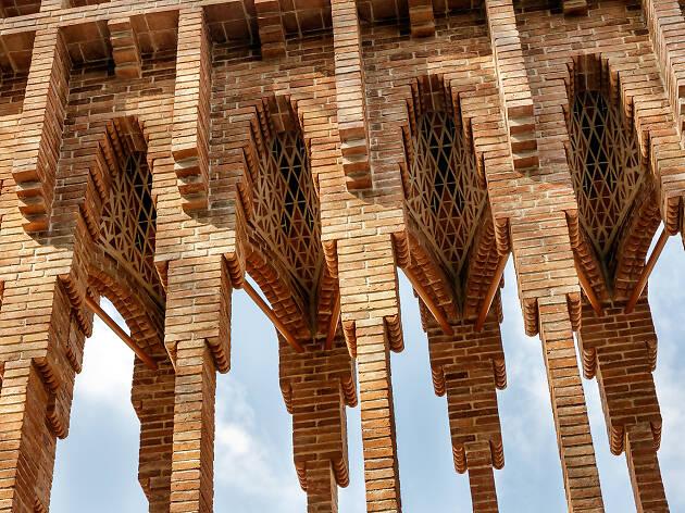 Cascada de Gaudí