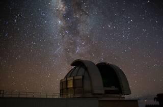 observações astronómicas