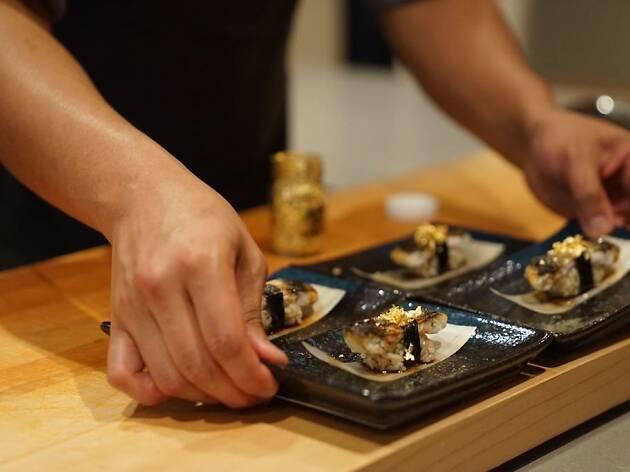 Ju-Ni sushi