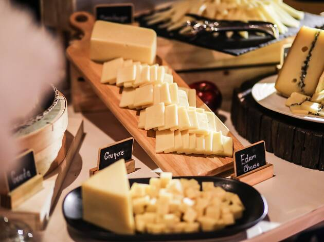 For the Love of Cheese | Things to do in Bangkok