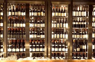 PIIN wine bar Hong Kong