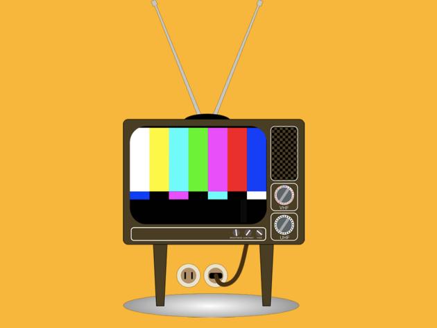 Era assim que víamos televisão