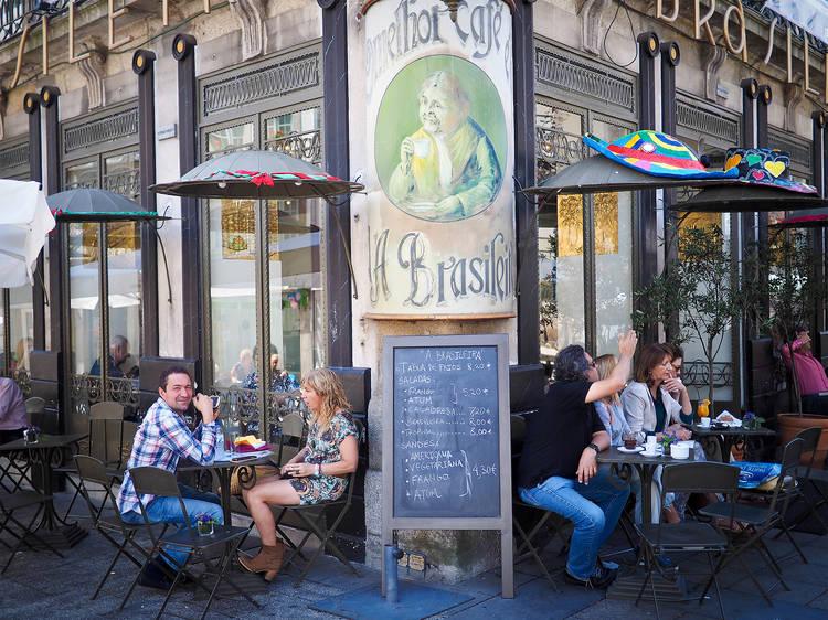 Os melhores cafés em Braga