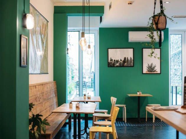 Nørdico Coffee Shop