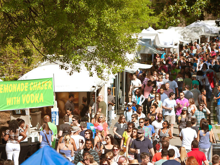 The 14 best festivals in Atlanta