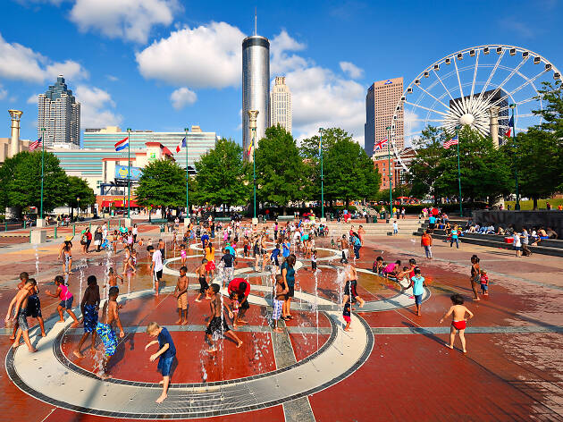 The 16 best free things to do in Atlanta