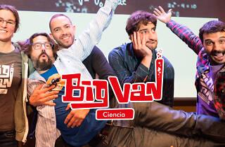 Big Van Ciència