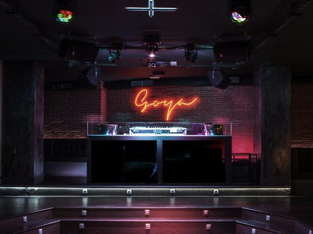 Goya Social Club