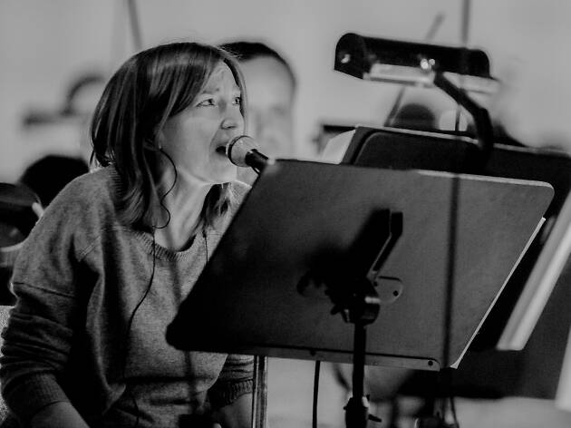 Beth Gibbons y la Polish National Radio Symphony Oschestra