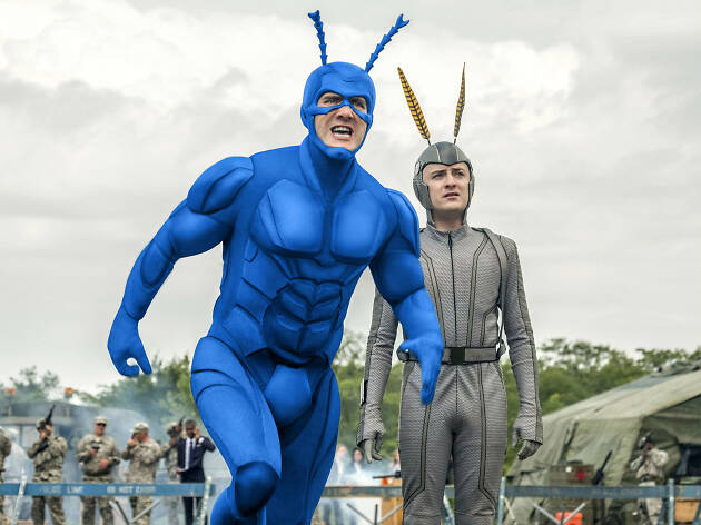 The Tick, segunda temporada