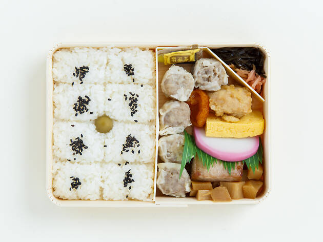 Best bento: Kiyouken Siu Mai Bento