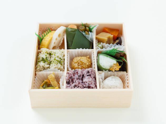 Best bento: Izasa Chaya Izasazushi Bento