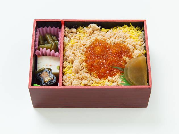 Best bento: Ishikari Shakemeshi