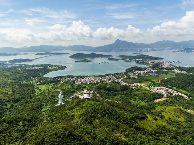 7 most peaceful places in Hong Kong