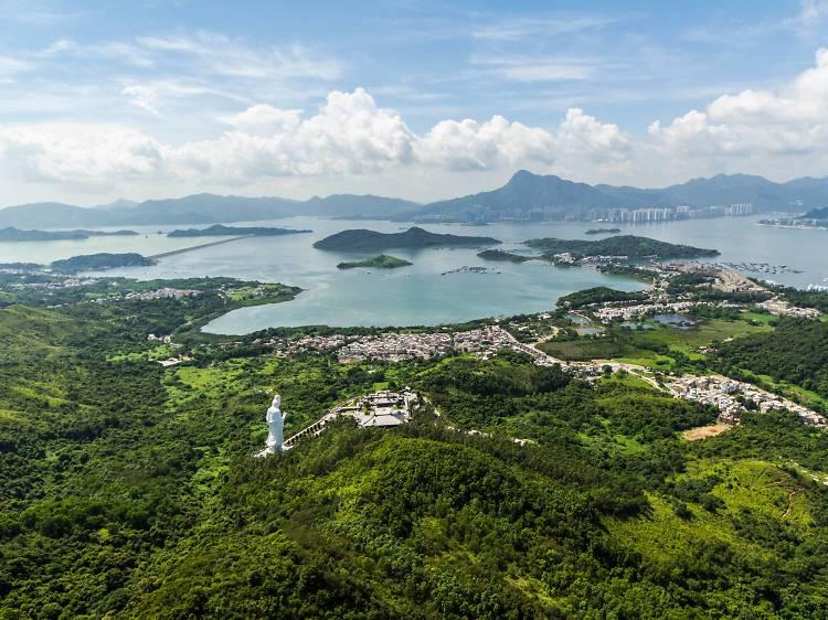 香港戶外靜修好去處