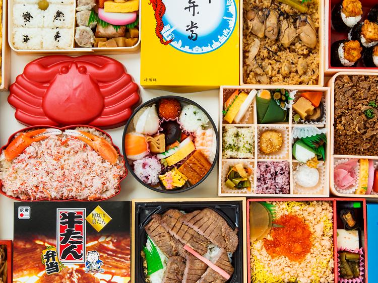 Best bento boxes in Tokyo