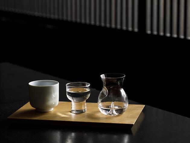 Sake Shop Fukumitsuya