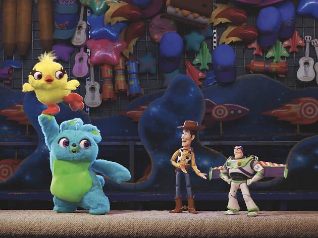 Así son los nuevos juguetes de 'Toy story 4'