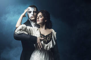 Fantasma da Ópera em Portugal