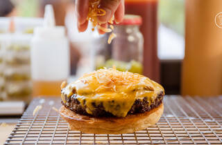 Bun Meat and Cheese