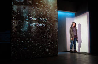 Ali Wright, Going Through, The Bush Theatre