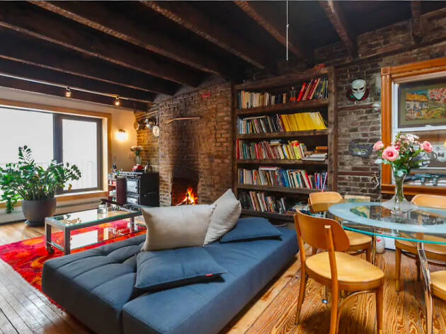 Airbnb Williamsburg