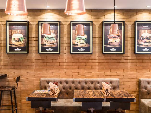 Restaurante, Bar, Santo Graal Burger & Grill