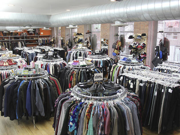 You can get clothes for $1 at this thrift store's epic sale this month