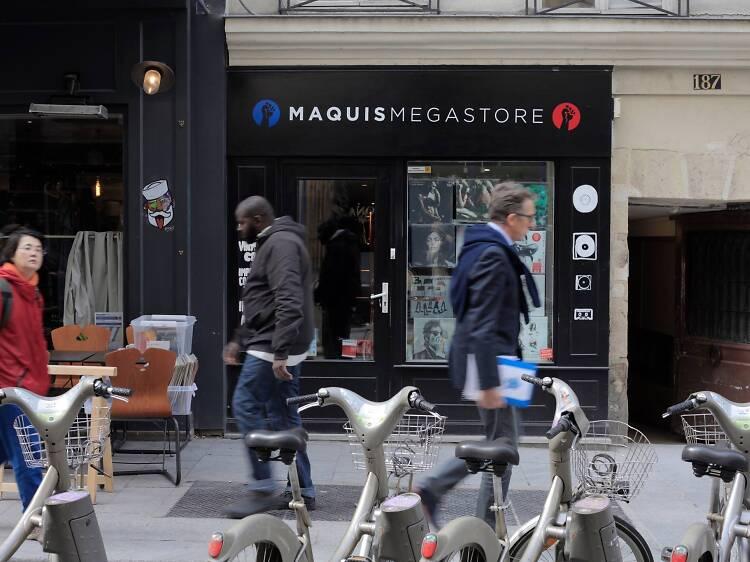 Maquis Megastore