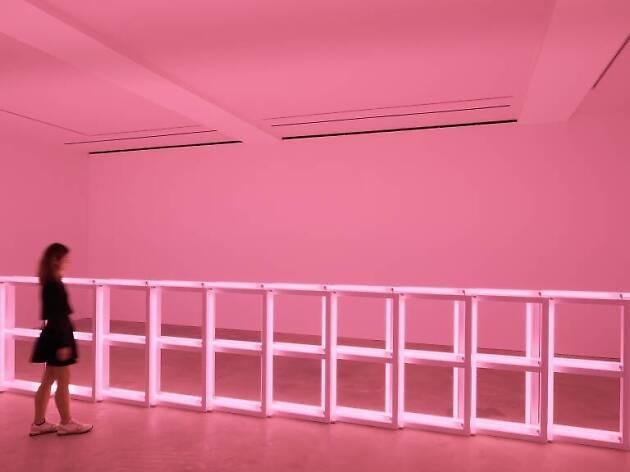 Dan Flavin, 'Untitled',1974