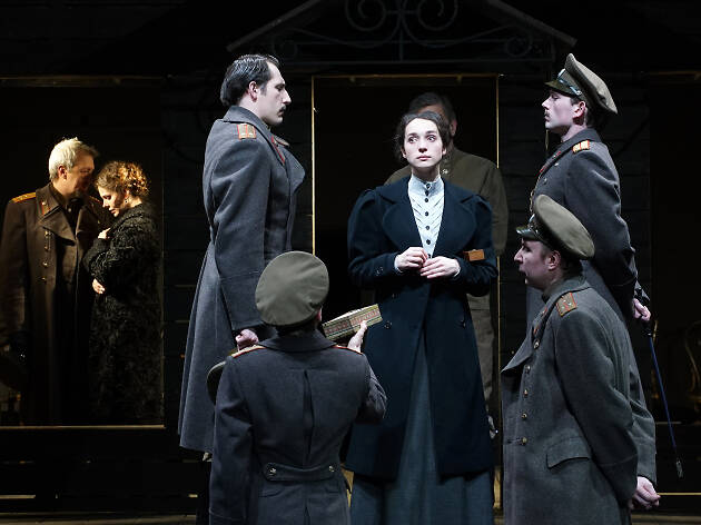 Maly Drama Theatre's 'Three Sisters'