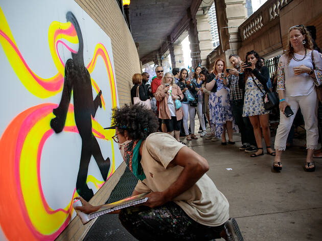 ACTIVATE will host four free parties in Loop alleys this summer