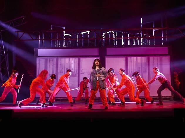 Flashdance. El musical