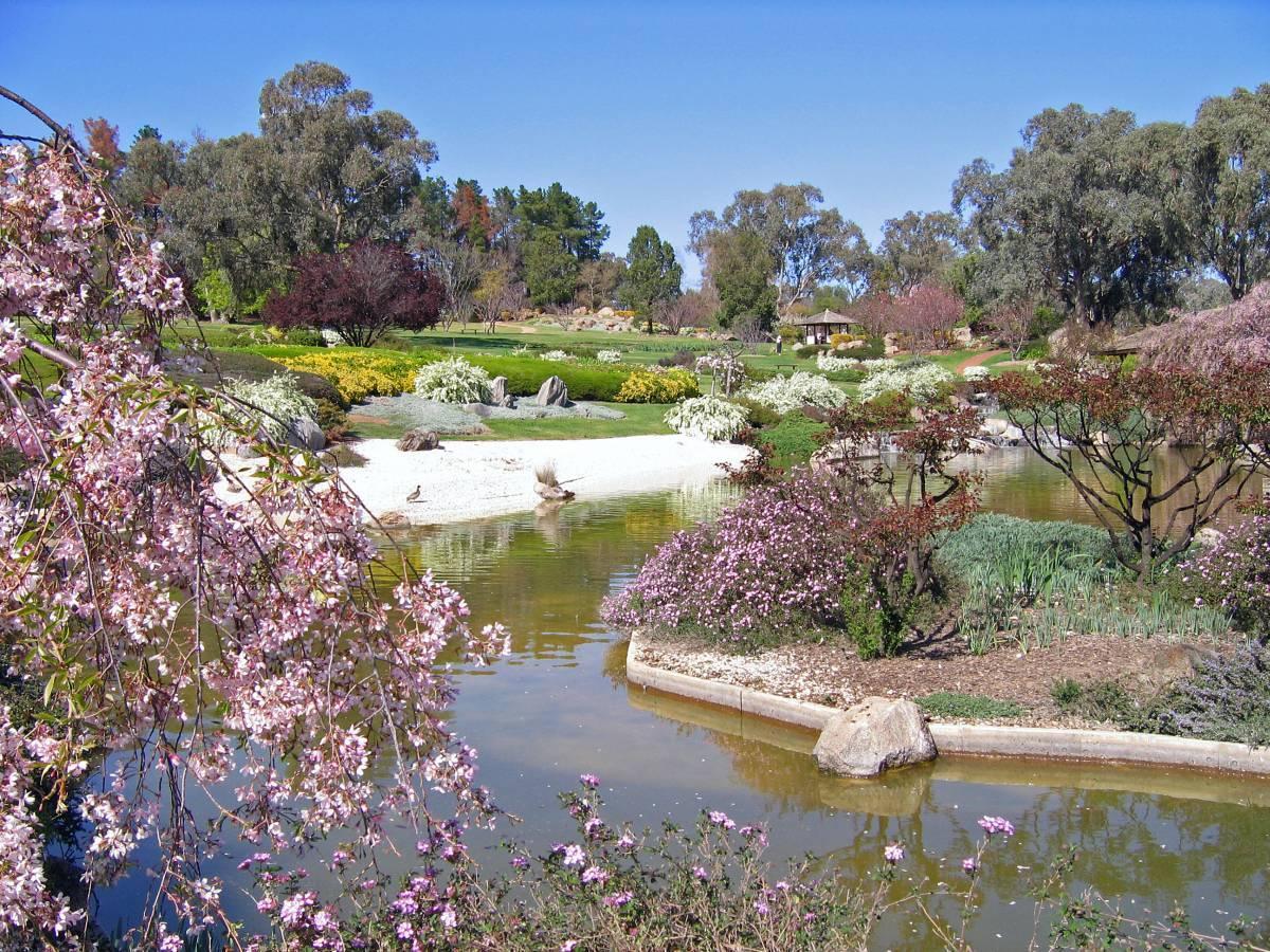 Cowra Japanese Garden and Cultural Centre, Australia