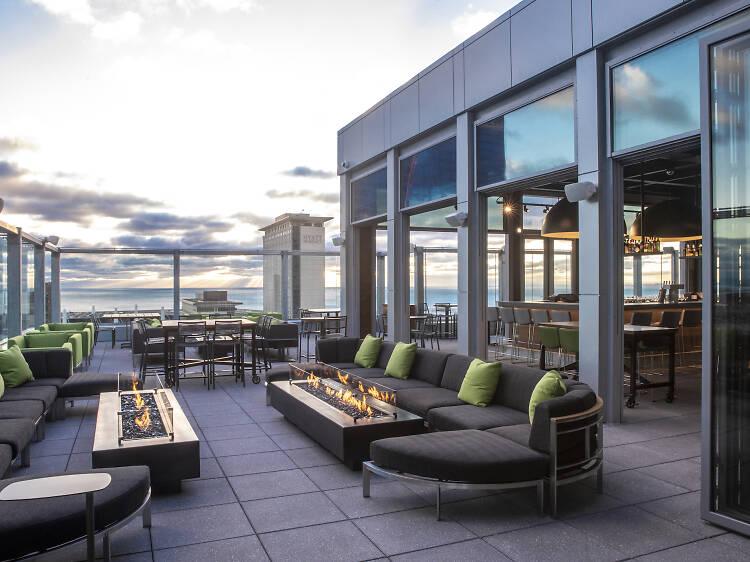 VU Rooftop Bar