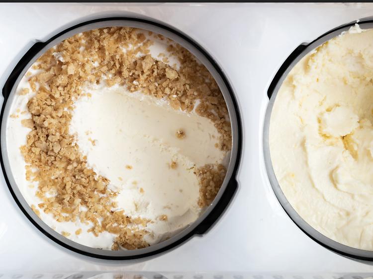 The Sweet Roti & Ghee at Malai Ice Cream