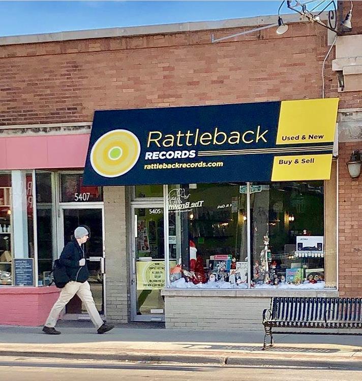 Rattleback Records