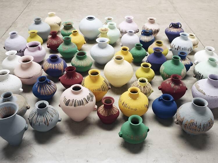 Coloured Vases (2006)