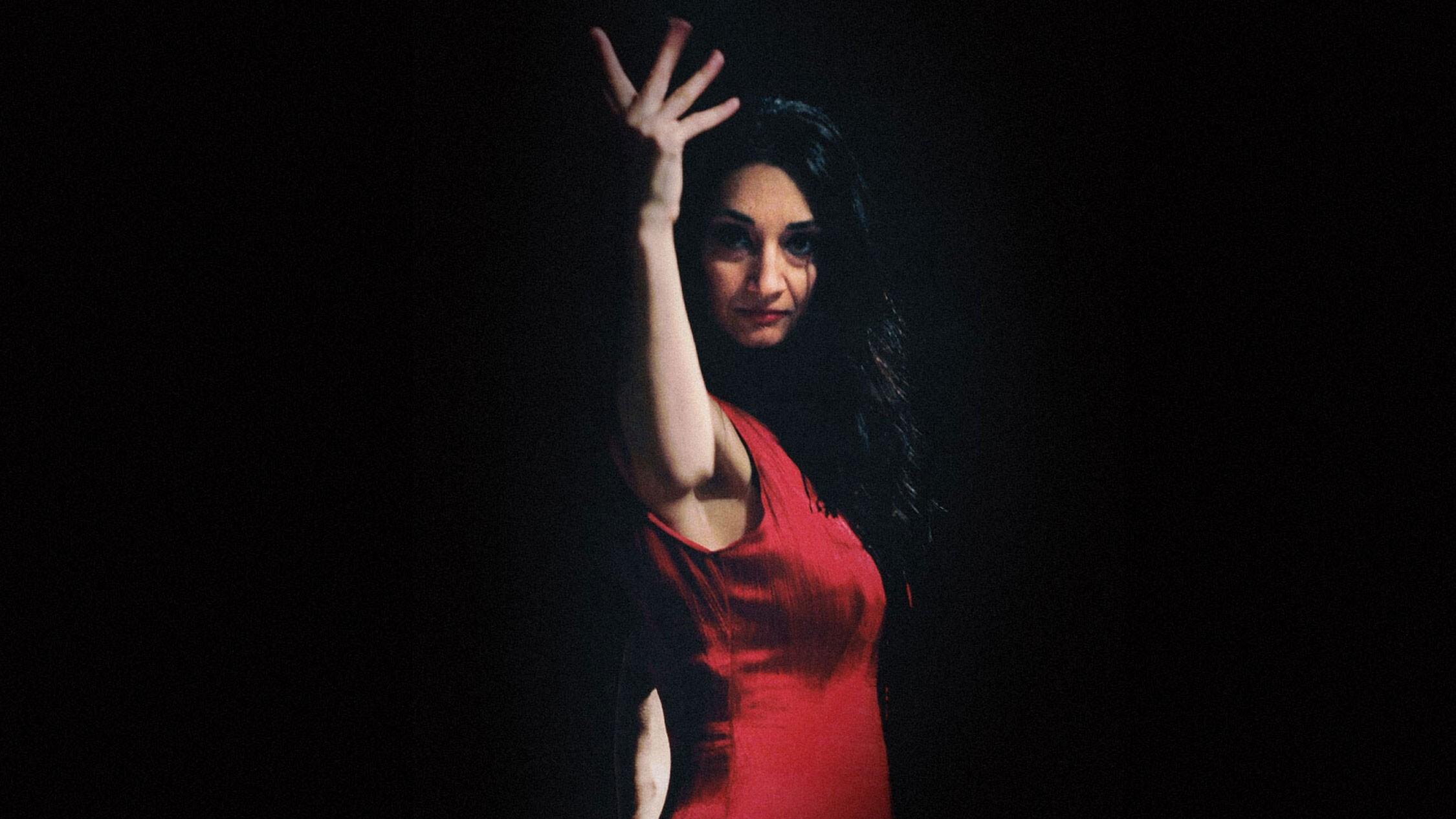 Salon Flamenco Annalouise Paul