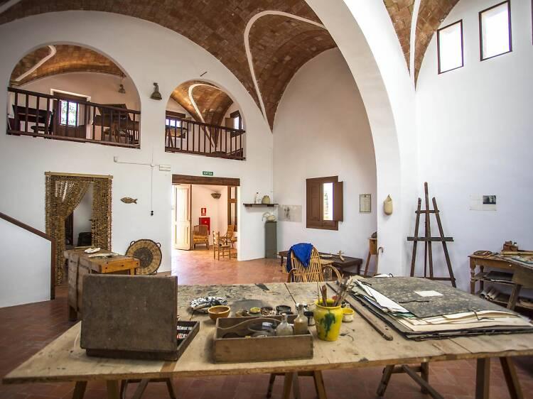 Mont-roig y Mas Miró